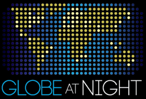 Logo programu GLOBE at Night