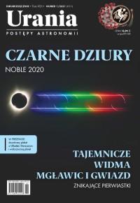 Urania - Postępy Astronomii - dwumiesięcznik - prenumerata kwartalna już od 16,90 zł