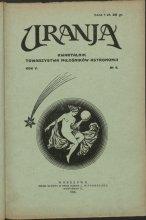 Urania nr 4/1926 (Uranja nr 4/1926)