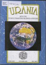 Urania nr 1/1992