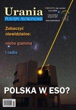 """Urania - Postępy Astronomii"" nr 3/2104"