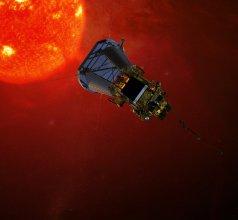 Sonda Solar Probe Plus w wizji artysty