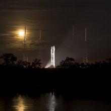 Rakieta Atlas V gotowa do wyniesienia sondy MAVEN