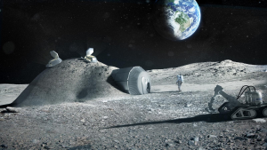 Wioska na Księżycu