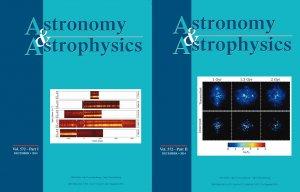 Astronomy & Astrophysics z 2014 roku