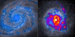 Tempo obrotu galaktyk a ich kształt