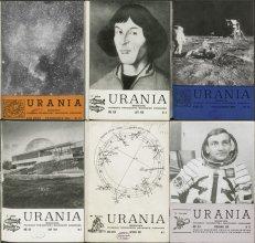 Archiwum Uranii - okładki