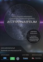 Astronarium - plakat