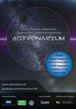Astronarium - plakat drugiej serii