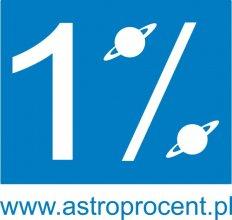 Astroprocent - 1% podatku na astronomię
