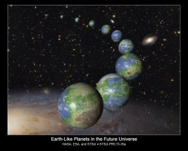 planety typu ziemskiego
