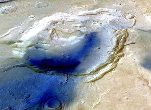 Basen Eden Patera na Marsie