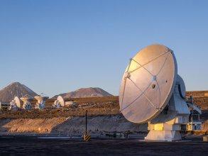 Ostatnia antena ALMA