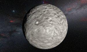 Ceres -wizja artystyczna