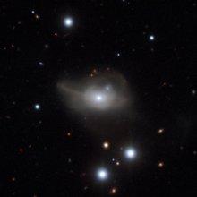 Galaktyka aktywna Markarian 1018