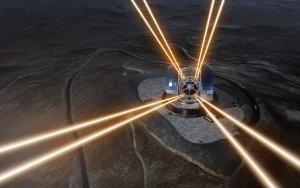 Ekstremalnie Wielki Teleskop (ELT) - wizualizacja