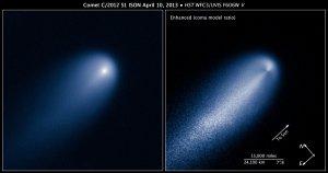 Kometa C/2012 S1 (ISON)