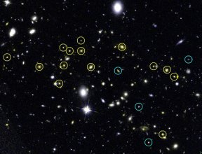 Gromada galaktyk JKCS 041