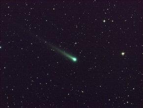 Kometa C/2012 S1 (ISON) w Pannie