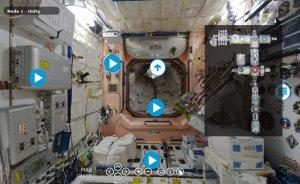 Stacja ISS - panorama 360 stopni