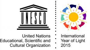 Logo Międzynarodowego Roku Światła