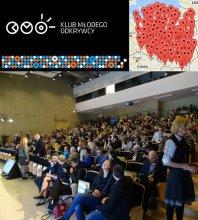 V Forum Klubów Młodego Odkrywcy (KMO) w Centrum Nauki Kopernik