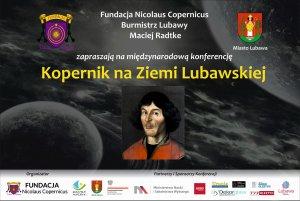 """Konferencja """"Kopernik na Ziemi Lubawskiej"""""""