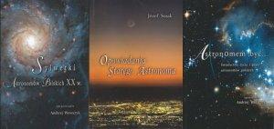Książki o polskiej astronomii