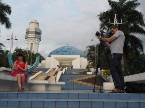 Narodowe Planetarium Malezji w Kuala Lumpur - Planetarium Negara