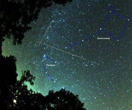 Meteory z roju Perseidów