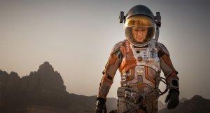 "Film ""Marsjanin"" (""The Martian"")"