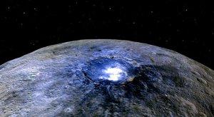 Krater Occator
