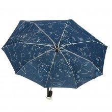 """Parasol """"Uranii"""" z mapą nieba"""