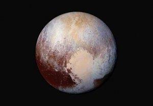 Zdjęcie Plutona z New Horizons