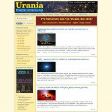 Portal Uranii - zrzut ekranu