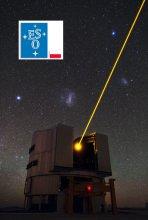 Teleskop YEPUN, wchodzący w skład VLT