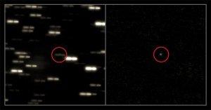 Kometa 67P/Churyumov-Gerasimenko sfotografowana przez VLT
