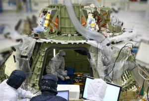 Statek kosmiczny Orion w trakcie testów systemów awioniki