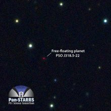 Swobodna planeta PSO J318.5-22