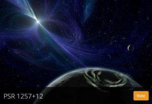 Układ planetarny PSR 1257+12