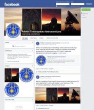 Polskie Towarzystwo Astronomiczne - profil na Facebooku