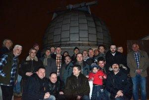 Członkowie szczecińskiego oddziału PTMA