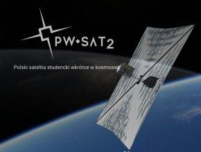 PW-Sat2 w kosmosie