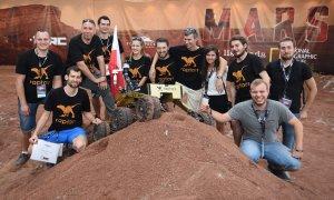 Zespół Raptors z Politechniki Łódzkiej