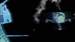 Lądownik Philae - wizja artystyczna