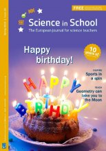 Science in School nr 35
