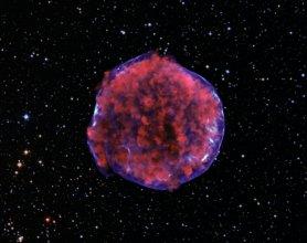 Supernowa Tycho Brahe - SN 1572