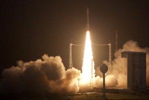 Start rakiety Vega 13 lutego 2012