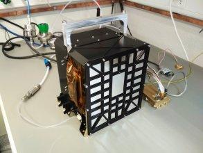 Komputer instrumentu STIX opracowany w Centrum Badań Kosmicznych PAN