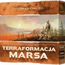 Terraformacaj marsa - gra planszowa